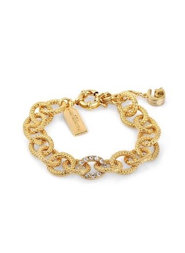 Alberto Guardiani Alberto Guardiani Ag10371Blk Jewelery Bileklik Altın